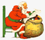 Santa_checking_list_1912