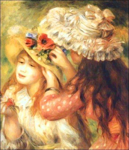 Renoir girls
