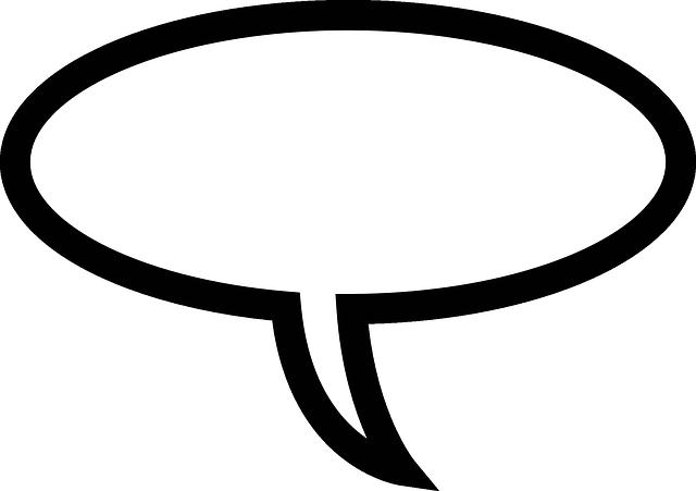 dialog balloon